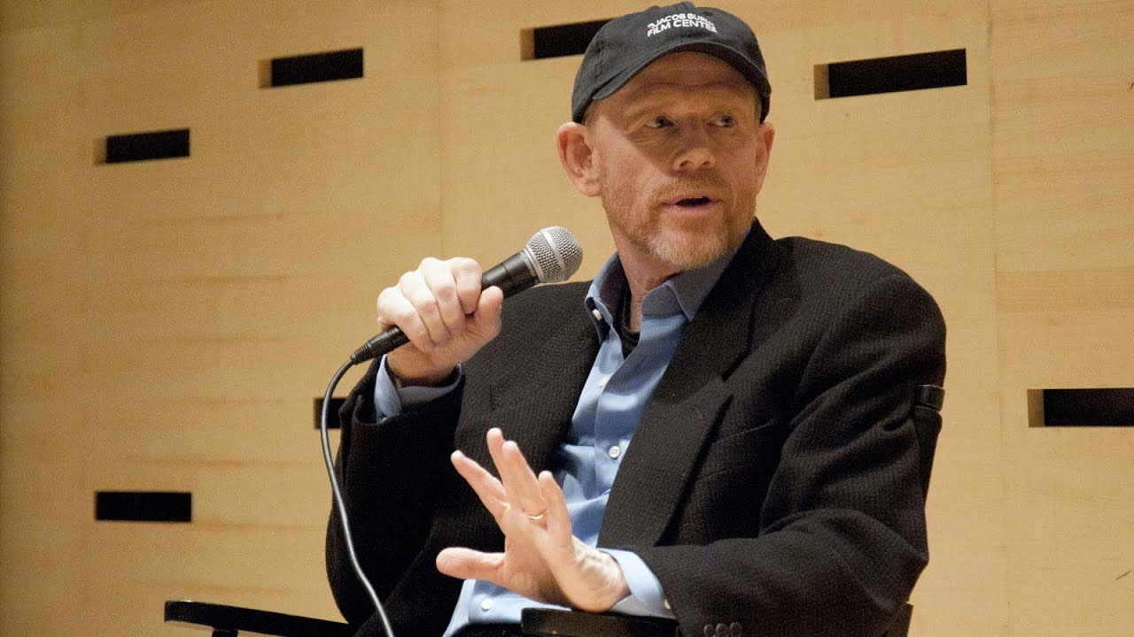 Film Society Talks | Ron Howard
