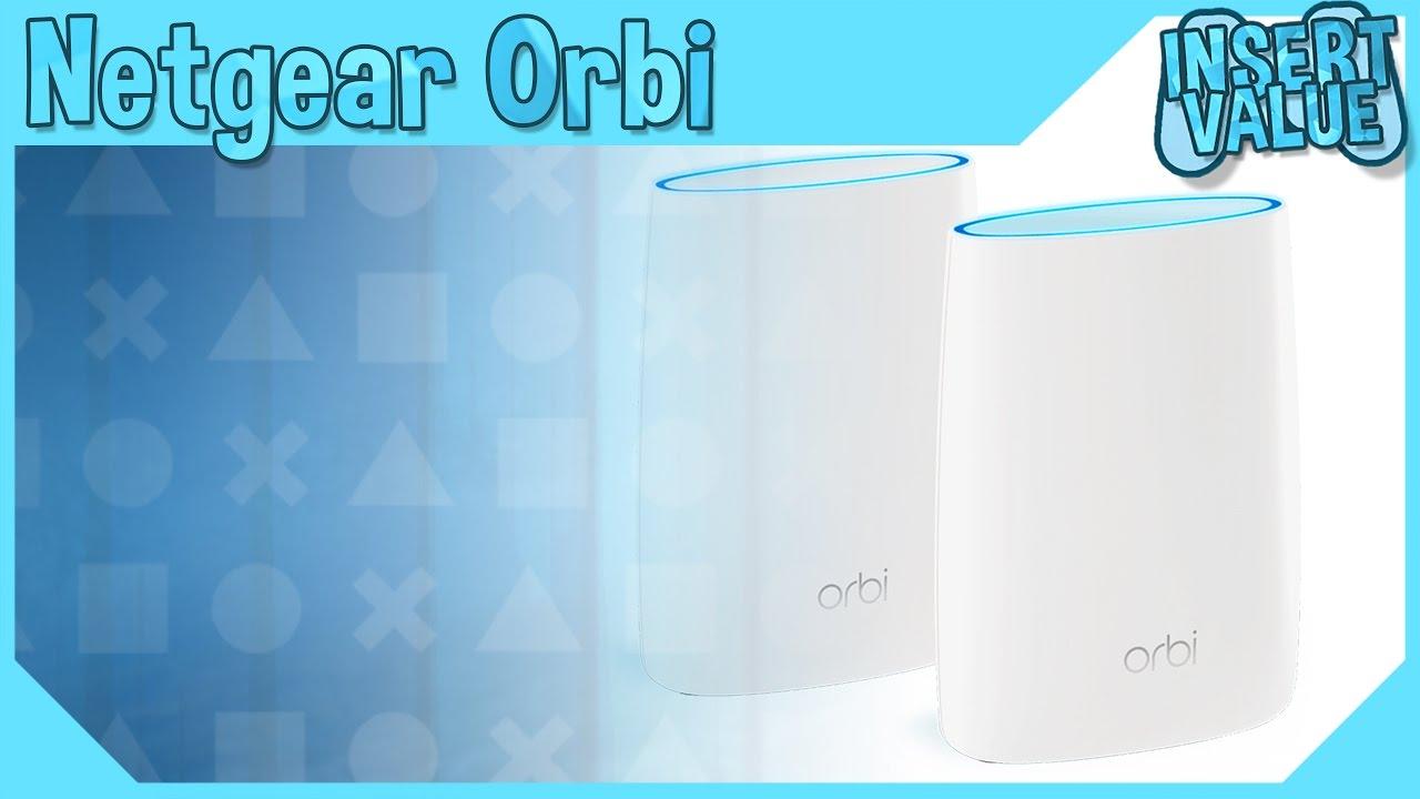Netgear Orbi Test im 3-Familienhaus: Mesh-Netzwerk = schnelleres WLAN?  Einrichtung Deutsch by InsertValue