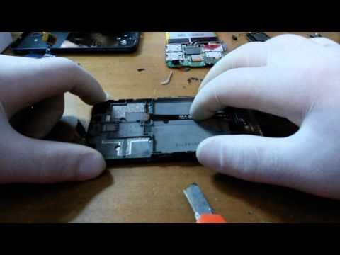 Alcatel One Touch Idol Mini OT-6012 disassembly