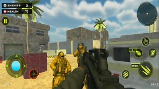 FPS OPS Strike Gun Shooting Offline Shooting Games - Android GamePlay - FPS Shooting Games Android