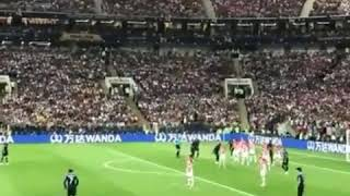 France -  Croatia 4-2. World Cup Final 2018. All goals and highlights. 15/7/2018
