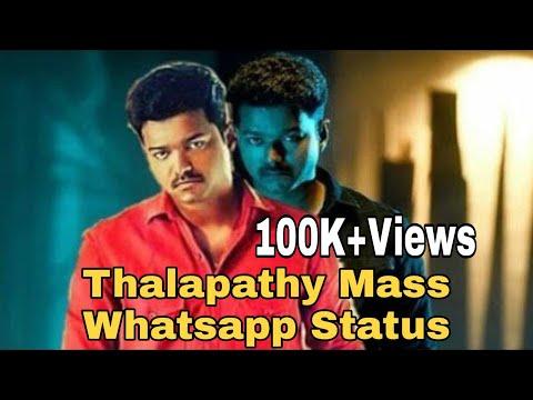Vijay | Mass | Whatsapp Status | Video | Thirupachi BGM | SAN CREATIONZZ