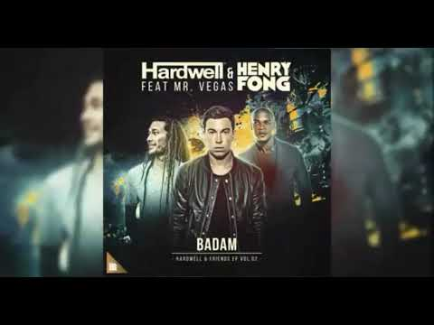 Hardwell & Henry Fong Feat. Mr. Vegas - Badam (Extended Mix)