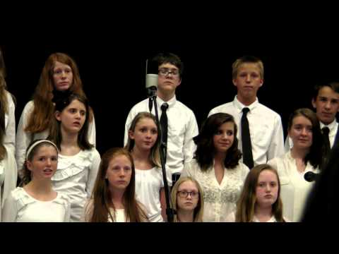 may 2014 Monument Charter Academy Concert Choir