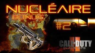 nucleaire avec toutes les armes 2   pdw 57 bonus titre cach explos
