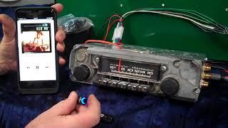 1966 Plymouth Sport Fury original AM radio