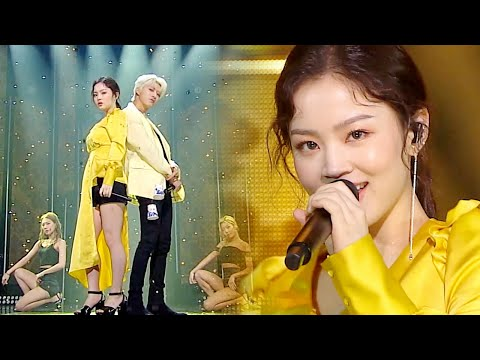 Lee Hi - No One (Feat. B.I Of IKON)ㅣ이하이 - 누구 없소 [SBS Inkigayo Ep 1006]