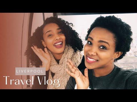 Travel Vlog   Liverpool