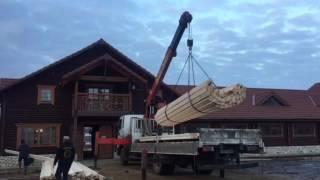 видео Перевозка строительных материалов