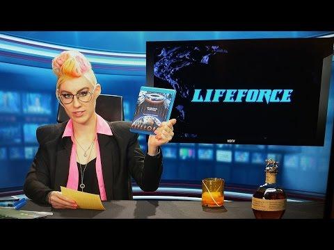 Biggest WTF Movie: Lifeforce 1985