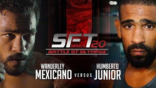 MEXICANO VS HUMBERTO SFTMMA20 | CO MAIN EVENT – DISPUTA DE TÍTULO PESO GALO