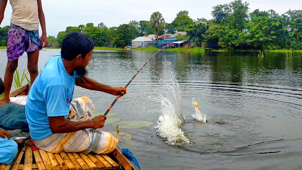 Hook Fishing - Traditional Hook Fishing - MR Fishing Life (Part-340)