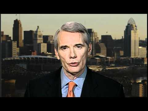 Sen. Rob Portman Delivers the Republican Weekly Address