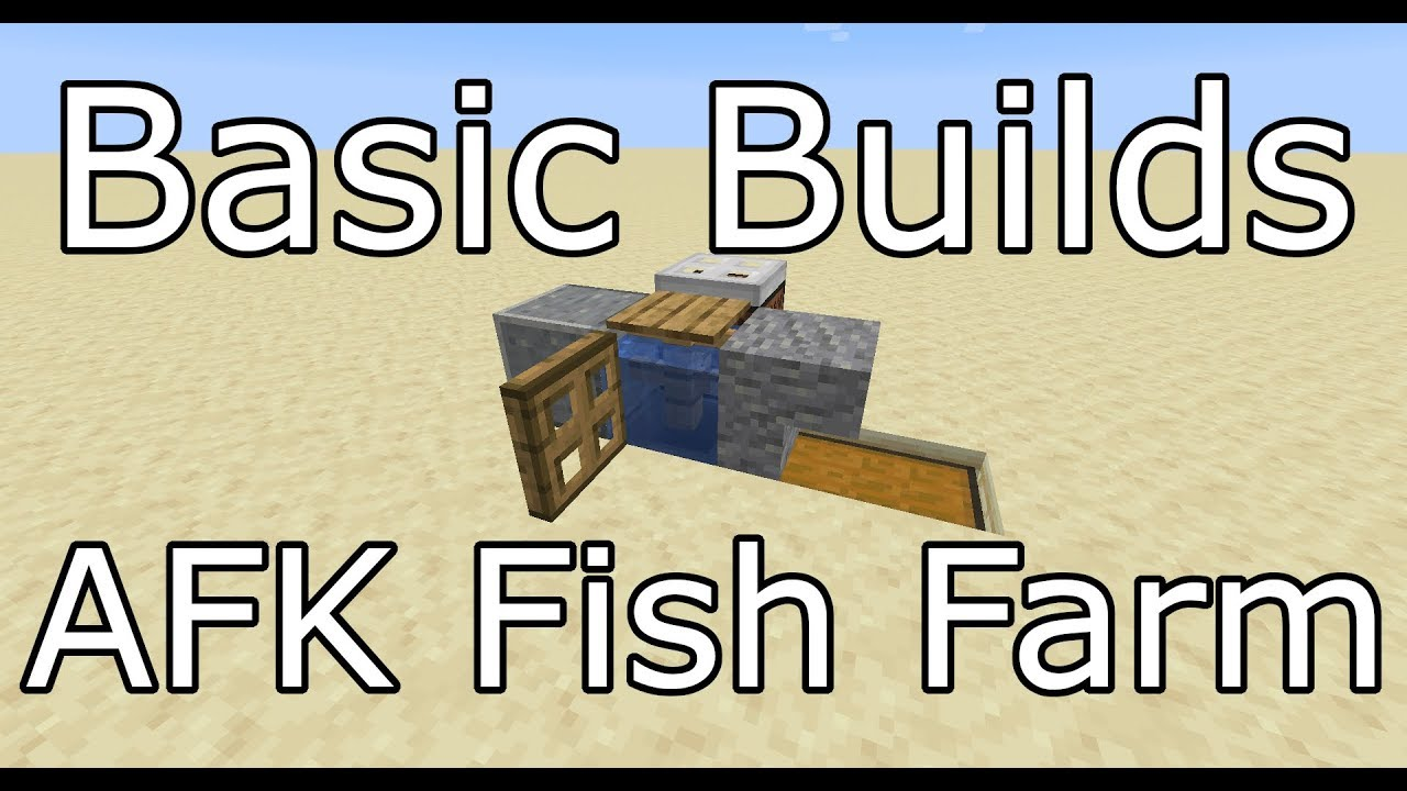 minecraft afk fish farm mumbo jumbo