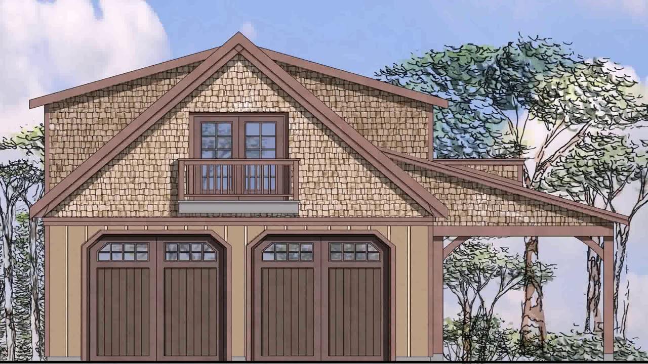 2 Car Garage With Loft Apartment Plans - Gif Maker ...