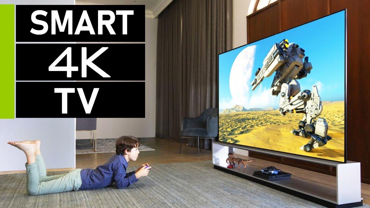 Top 10 Best 4K TV 2020   LG vs SAMSUNG vs TCL vs Sony