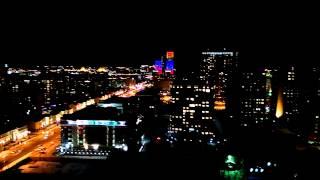 Ночная Астана из king hotel(Прекрасный вид Астаны., 2015-12-13T20:18:54.000Z)