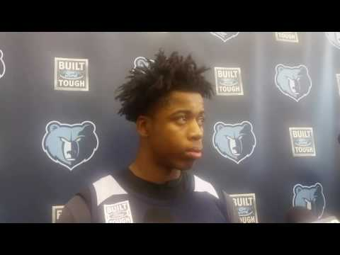 Deyonta Davis on his return to practice