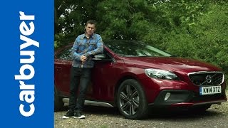 Volvo V40 Cross Country - Carbuyer