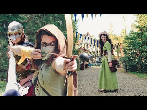 HOW TO LIVE IN MEDIEVAL TIMES | QUEBEC