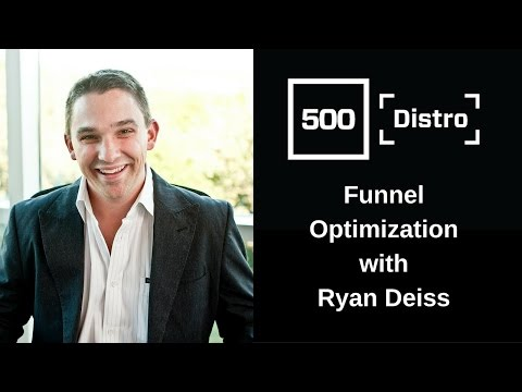 Funnel Optimization with Ryan Deiss