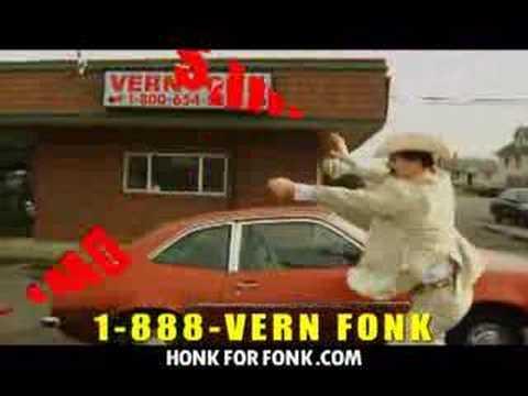 Vern Fonk - DANCE!