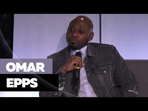 A Real Open & Honest Conversation About Fatherhood w Omar Epps