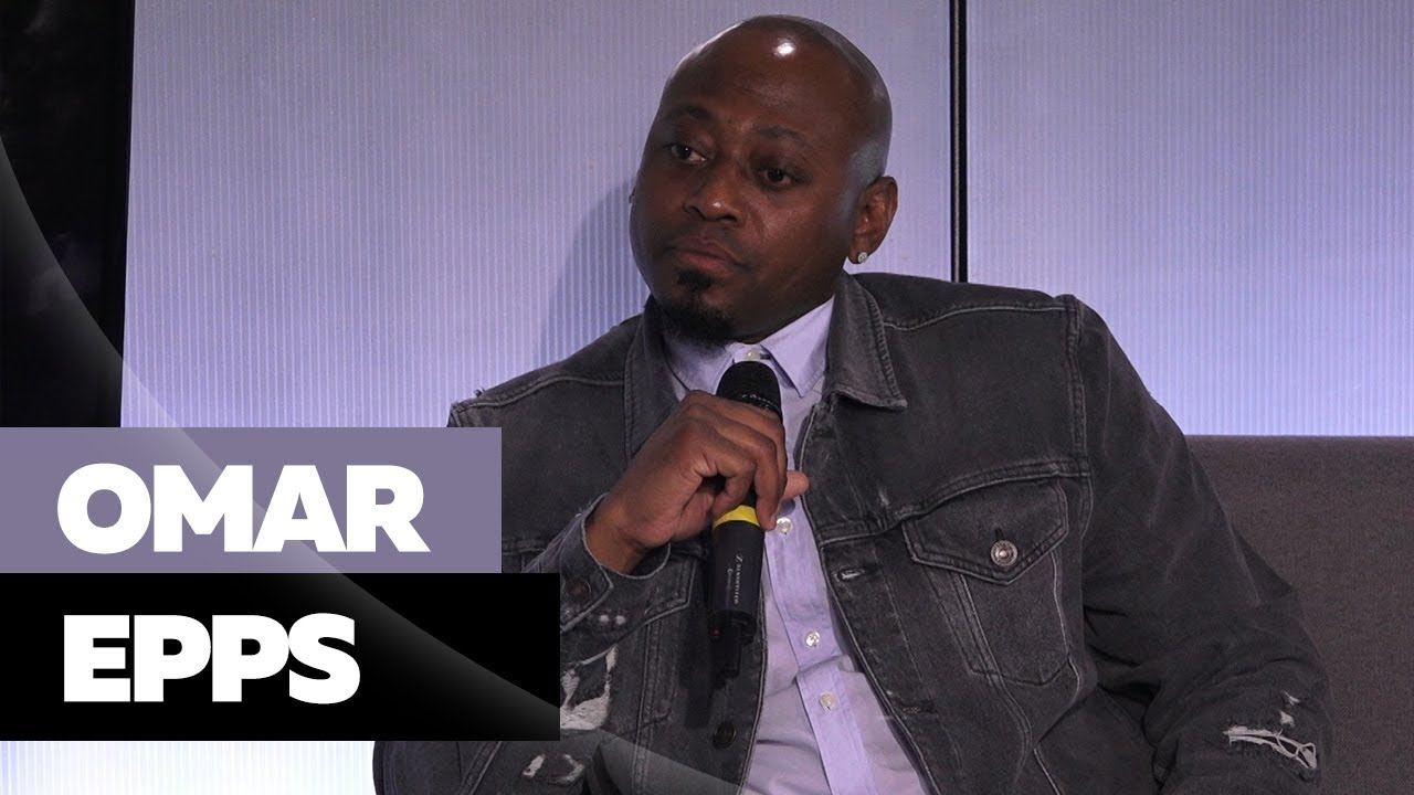 A Real Open & Honest Conversation About Fatherhood w/ Omar Epps