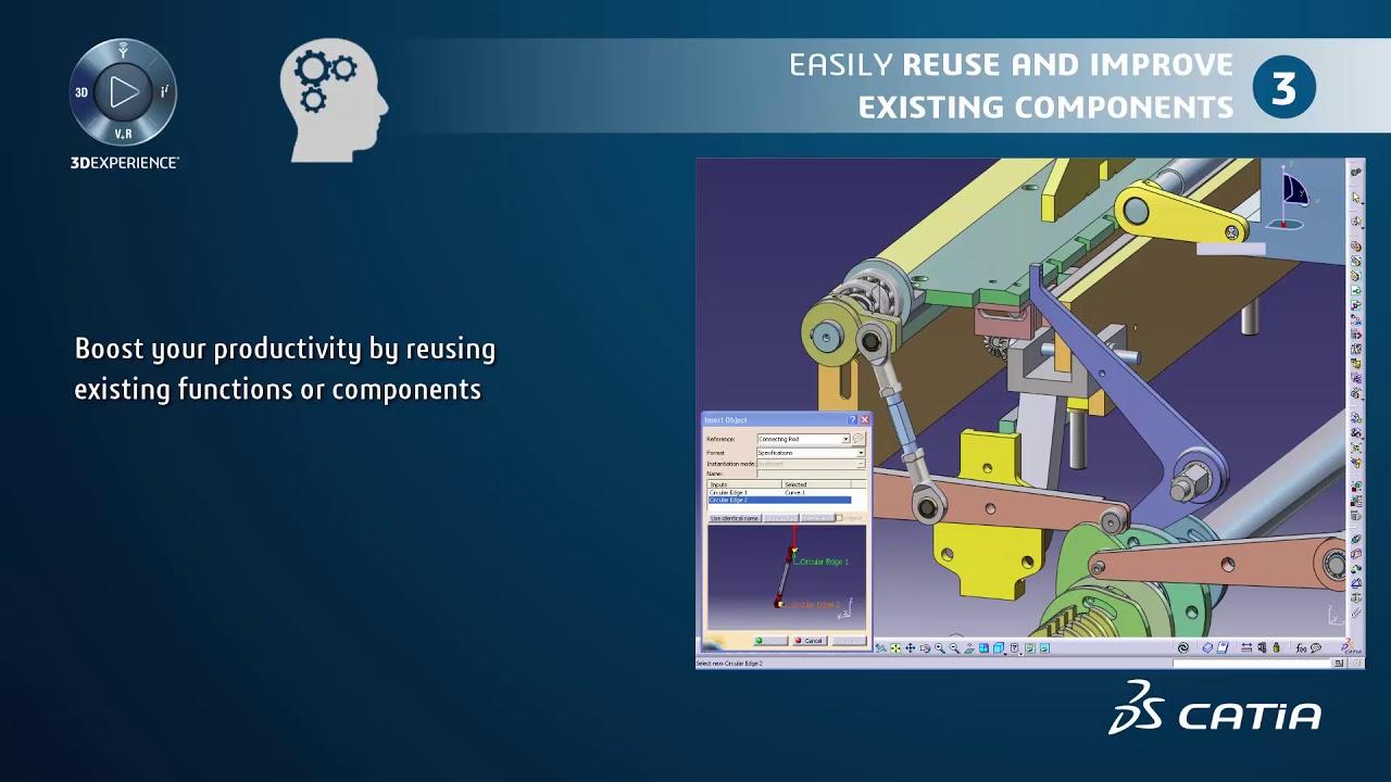 Invenio | CATIA V5 Engineering Excellence