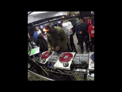 DJ BUTTA L @ Rock and Soul Holiday Party 2016
