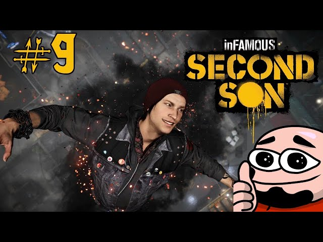 Infamous: Second Son | Part 9 | Ultimate Lost | Two Crazy Gamers