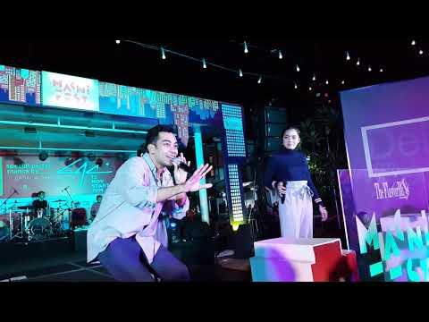 Never Leave Ya - GAC (Gamaliel Audrey Cantika) Live at Flavor Bliss Alam Sutera