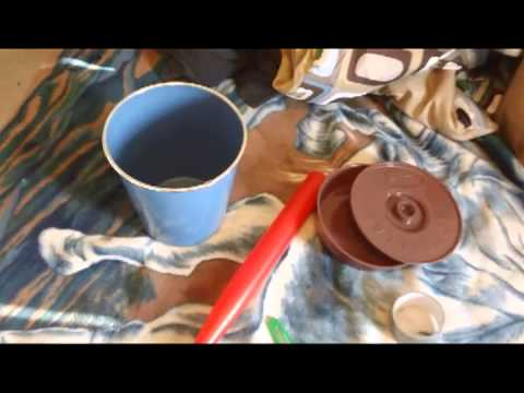 DIY PROJECT: BEST ASHTRAY EVER! HOW TO MAKE IT FOR $6   YouTube