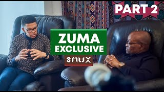 Jacob Zuma Exclusive — Part 2