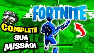 FORTNITE LOCATION OF ALL 8 LETTERS! F-O-R-T-N-I-T-E (BATTLE PASS Mission!)