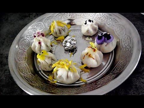 Modak (lekkernij voor Ganesh Chaturthi)