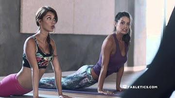 Fabletics Commercial | See Through