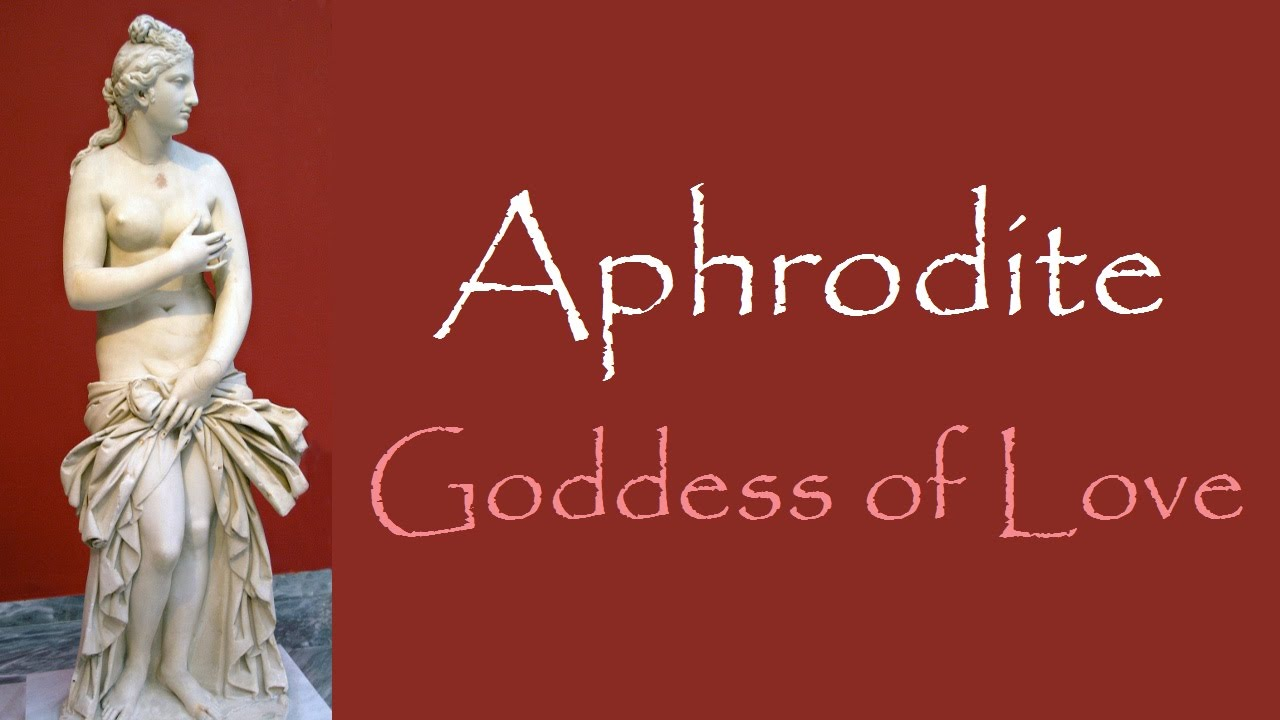 interesting myths about aphrodite
