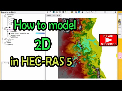 Importing Breaklines Or Shapefiles To Hec Ras 2d