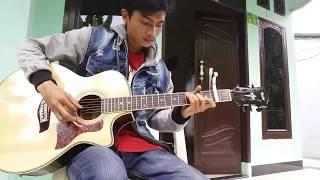 Gambar cover (Gaby) Tinggal kenangan - Herlambang pratama   Cover guitar