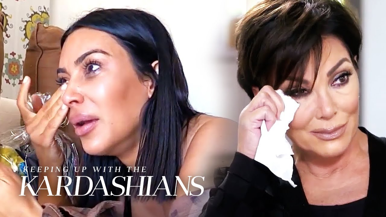Kardashian-Jenners Get Real About Their Anxiety Fears | KUWTK | E!