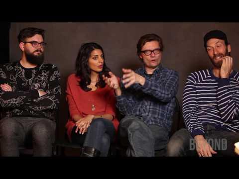 "Bill Watterson and cast talk ""Dave Made A Maze"" at Sundance 2017"