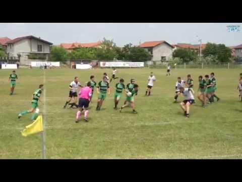 Rugby: CS Stiinta Petrosani - CNAV Bucuresti