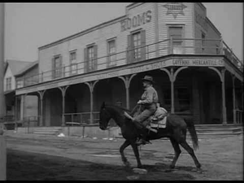 El Pistolero (1950) Gregory Peck,  Helen Westcott,  Millard Mitchell