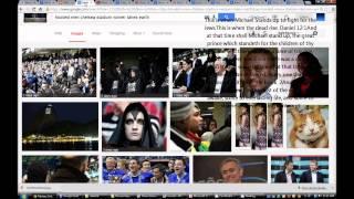 Hooded Figures At  Stamford Bridge Samsungs Black Sun Nazi