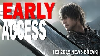 [7.89 MB] PSO2 Coming To PS4 and More, FFXIV Shadowbringers Early Access Info and More | News Break