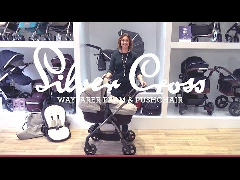 Silver Cross Wayfarer Pram Pushchair Direct2mum Youtube