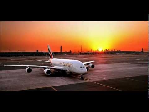 Emirates fleet 2012 official boarding music.