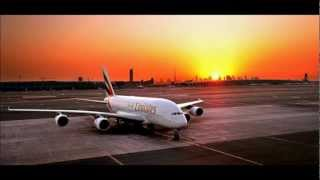 Emirates fleet 2012 official boarding music.
