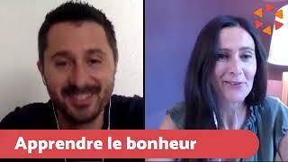 13ème Live Facebook - Apprendre le bonheur à nos enfants avec Julien Péron